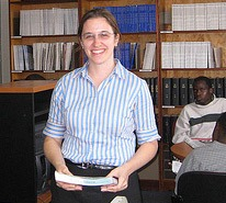UNC-Project Malawi library