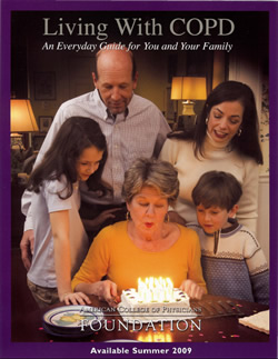Cover of Living with COPD: An Everyday Guide for You and Your Family