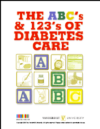 Cover of Diabetes Literacy and Numeracy Education Toolkit