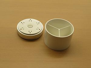 Plugs on tables
